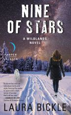 Nine of Stars Paperback  by Laura Bickle