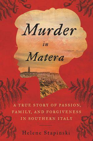 Murder In Matera book image
