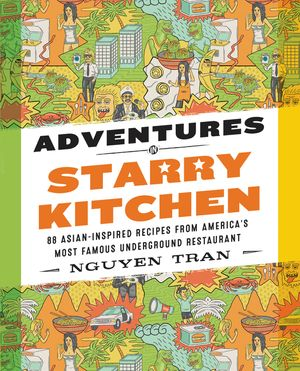Adventures in Starry Kitchen book image