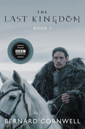 The Last Kingdom tie-in book image