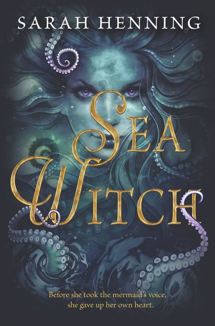 Sea Witch - Sarah Henning - Hardcover