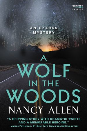 A Wolf in the Woods book image