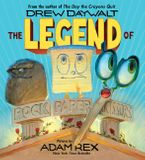 The Legend of Rock Paper Scissors Hardcover  by Drew Daywalt