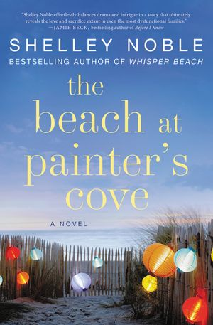 The Beach at Painter's Cove book image
