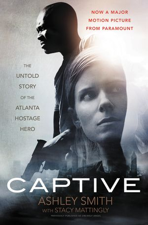 Captive book image