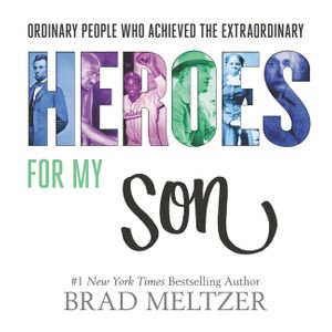 Heroes for My Son book image