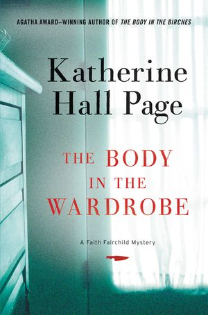 The Body in the Wardrobe book image