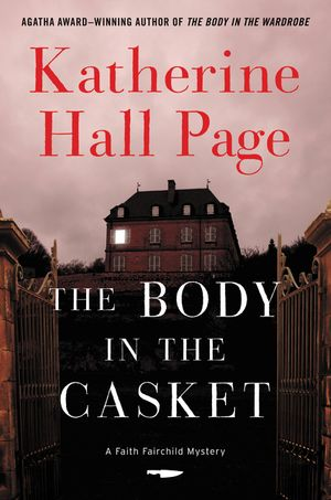 The Body in the Casket book image