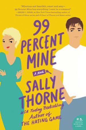 99 Percent Mine book image