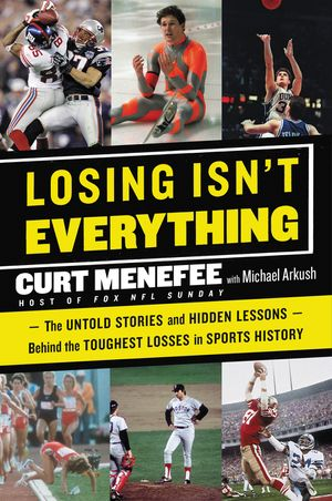 Losing Isn't Everything book image