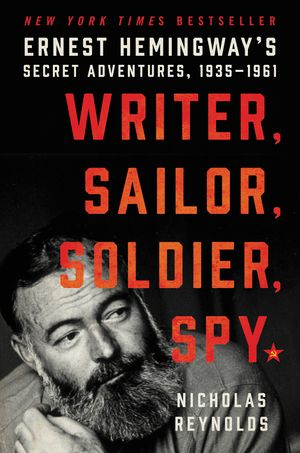Writer, Sailor, Soldier, Spy book image