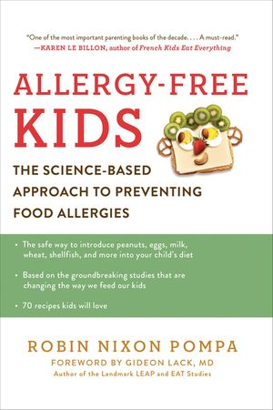 Allergy-Free Kids book image