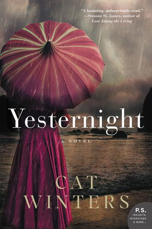Yesternight book image