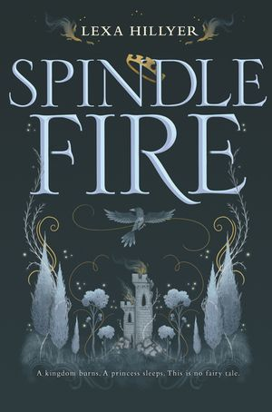 Spindle Fire book image