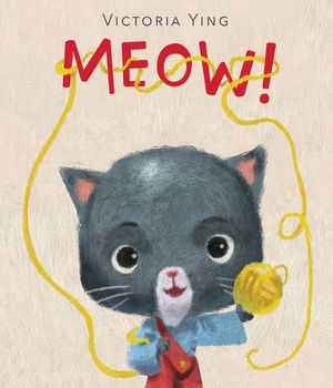 Meow! book image