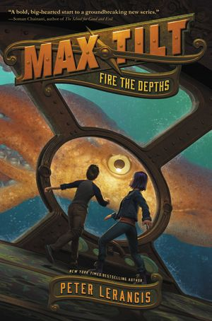 Max Tilt: Fire the Depths book image