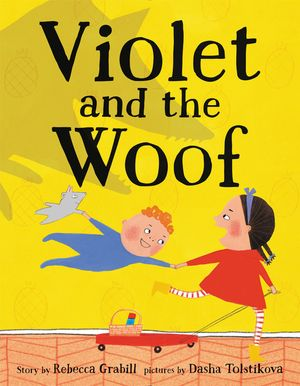 Violet and the Woof book image