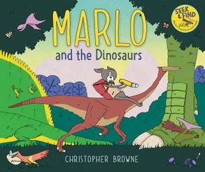 Cover image - Marlo And The Dinosaurs