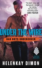 Under the Wire Paperback  by HelenKay Dimon