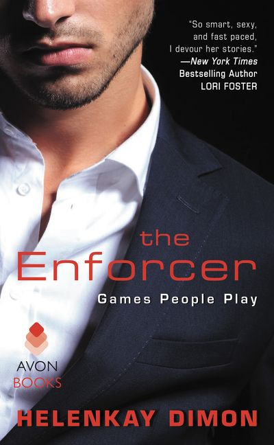 The Enforcer book cover