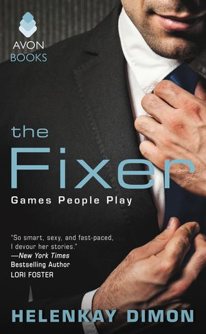 The Fixer book image