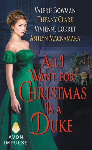 All I Want for Christmas Is a Duke book image