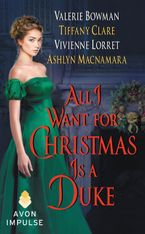 All I Want for Christmas Is a Duke Paperback  by Vivienne Lorret