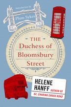 The Duchess of Bloomsbury Street Paperback  by Helene Hanff