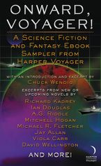 Onward, Voyager eBook  by Chuck Wendig