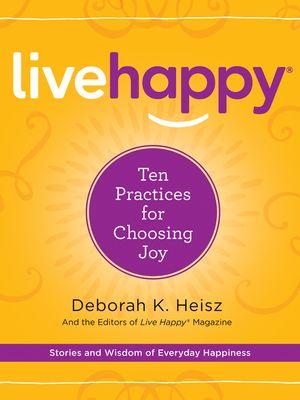 Live Happy book image