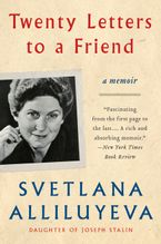 Twenty Letters to a Friend Paperback  by Svetlana Alliluyeva