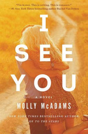 I See You book image
