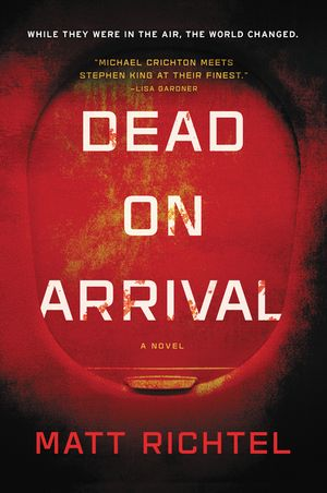 Dead on Arrival book image
