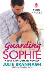 Guarding Sophie Paperback  by Julie Brannagh