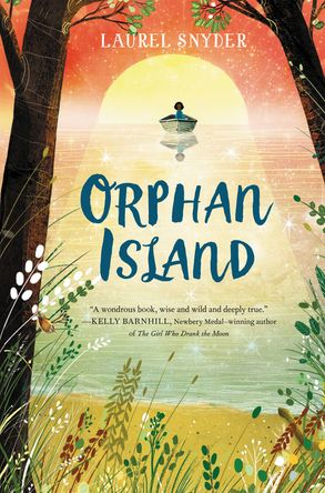 Image result for orphan island cover