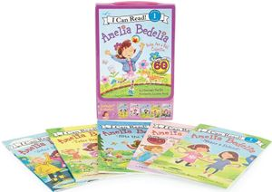Amelia Bedelia I Can Read Box Set #2: Books Are a Ball book image