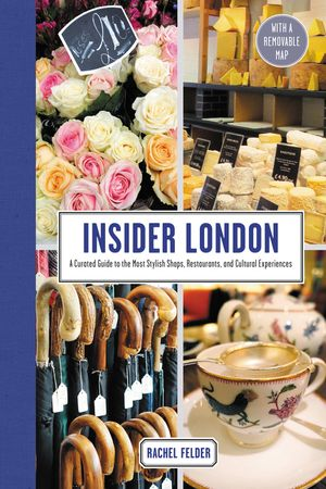 Insider London book image