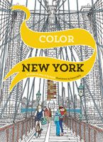 Color New York Paperback  by Emma Kelly