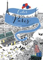 Color Paris Paperback  by Hennie Haworth