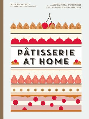 Patisserie at Home book image