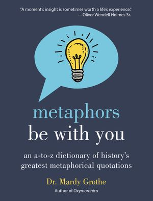 Metaphors Be With You book image