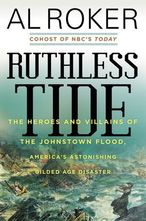 Ruthless Tide book image