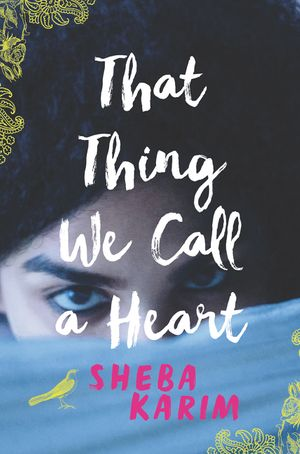 That Thing We Call a Heart book image