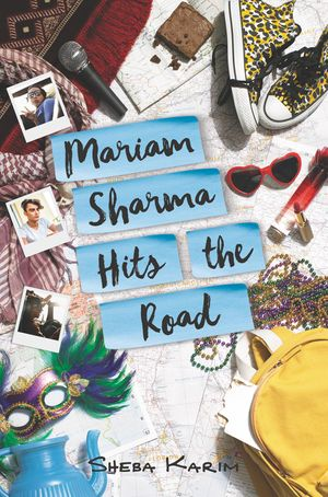 Mariam Sharma Hits the Road book image