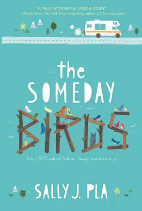 Cover image - The Someday Birds