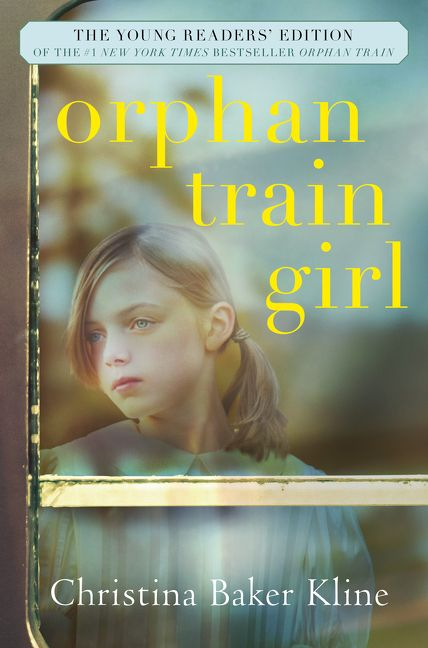 orphan train girl - christina baker kline