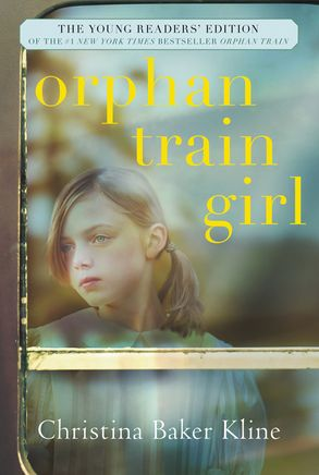 Cover image - Orphan Train Girl