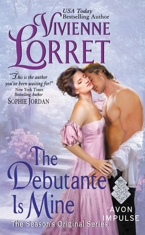 The Debutante Is Mine book image