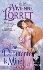 The Debutante Is Mine Paperback  by Vivienne Lorret