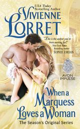 When a Marquess Loves a Woman